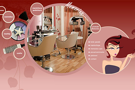 Memories Beauty Salon